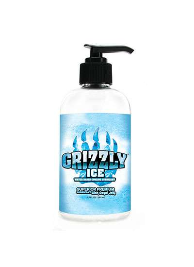 Grizzly Ice