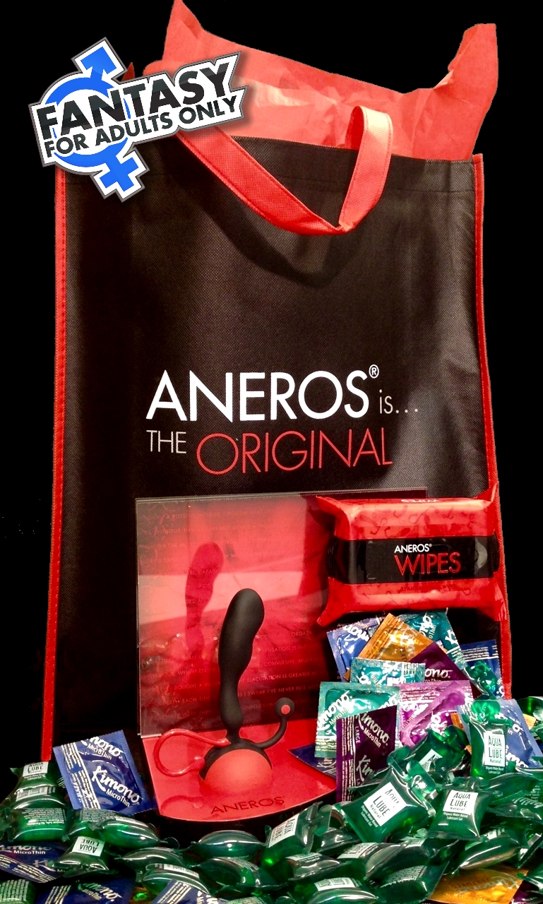 Aneros Gift with Purchase