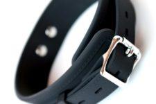 Silicone collar