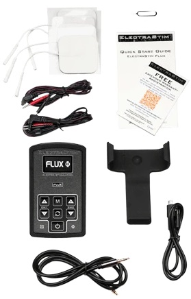 Flux (shown with included extras)